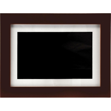 Pandigital PANR100ES-BRN 10.4-Inch Digital Picture Frame - Brown