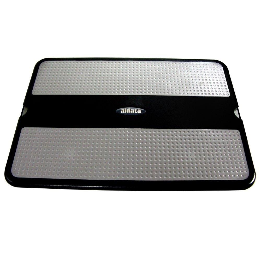 Aidata Lap0005 Lappad Portable Laptop Desk Black Gray For