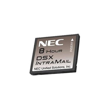 NEC DSX Systems NEC-1091060 VM DSX IntraMail 2 Port 8 Hour