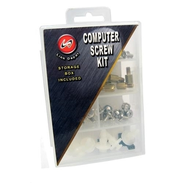 Nexhi CON-KIT Computer Screws Kit - 68PCs