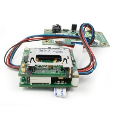 NST NST-MR9 H.264 Mini DVR Board Module Including I/O Board