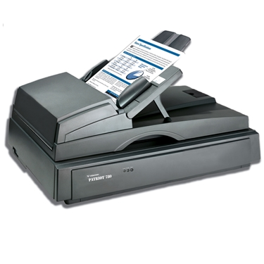 Visioneer PATRIOT-780 TAA-Compliant Low Volume Production Scanner