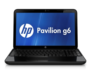 Used - HP G6-2010NR Pavilion 15.6-Inch Laptop (Black)