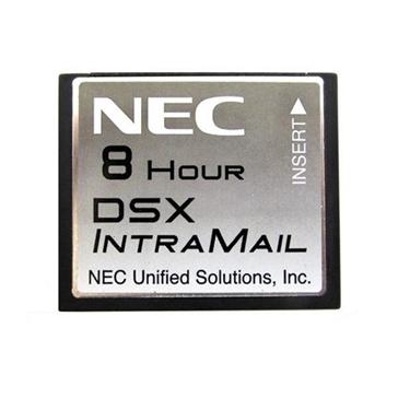 NEC 1091011 DSX Intramail 4 Port 8 Hour VoiceMail