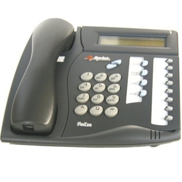 Refurbished-Tadiran FlexSet 120D Phone Charcoal