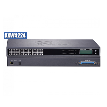 GrandStream GXW4224 GXW4200 Series 24 Ports High-Density FXS Gateway