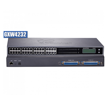 GrandStream GXW4232 Series 32 Ports High-Density FXS Gateway