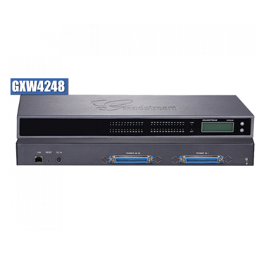 GrandStream GXW4248 GXW4200 Series 48 Ports High-Density FXS Gateway