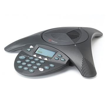 Polycom SOUNDEX2 2200-16200-001 SoundStation2 Expandable Conference Phone
