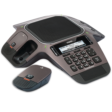 VTech VCS754 ErisStation SIP Conference Phone with Four Wireless Mics