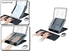 AiData LAP003F Laptop Riser with Cooling Fan(clamshell)