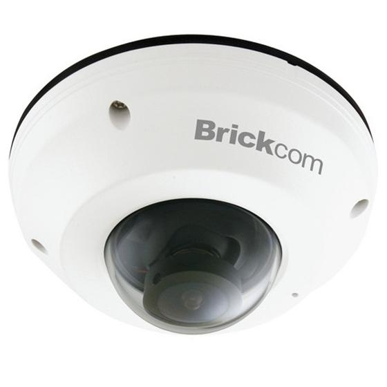 Brickcom MD-300NP-360 Superior Night Vision 3MP 360° Mini ...