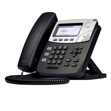 Digium 1TELD045LF D45 IP Phone 2-Line SIP with HD Voice