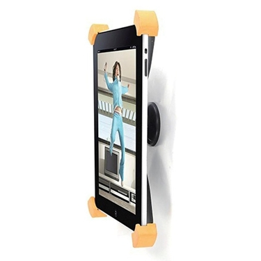 Monoprice 108275 X-Form Wall Mount for All 9.7-Inch iPad - Black
