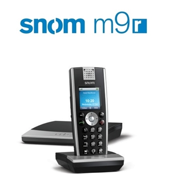 Snom M9R Interference Free Telephony with Base Station & One Handset - 3098
