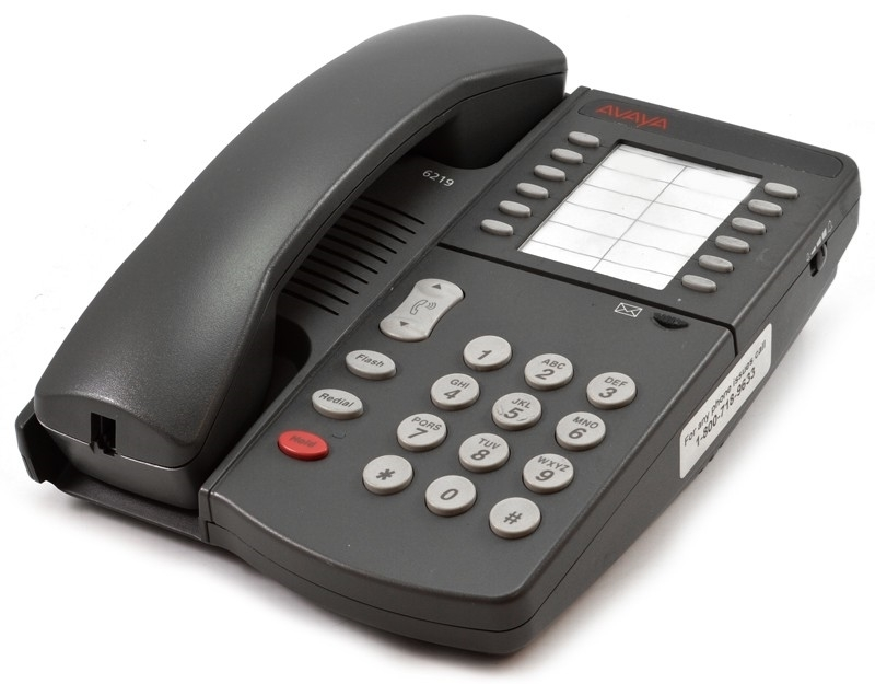 Refurbished Avaya Definity 6219 Single Line Analog