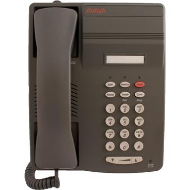 Avaya Definity 6402 Single-Line Phone - Refurbished
