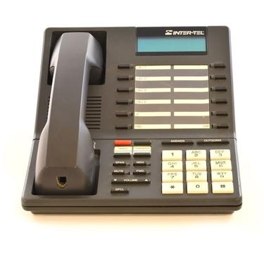 Refurbished-INTERTEL Axxess 550.4000 Speaker Display Phone-Charcoal