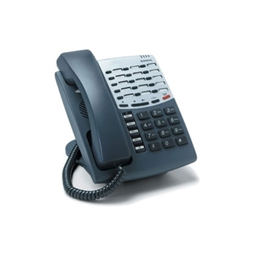 Refurbished-INTERTEL Axxess 550.8500 Basic Digital Phone-Charcoal