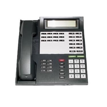 Refurbished-INTERTEL IMX/ESP 660.7800 12-Button Display Phone-Charcoal