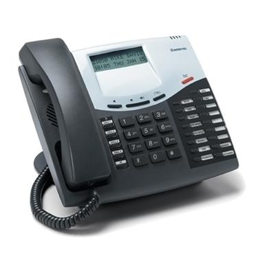Refurbished-INTERTEL Axxess 550.8622 2-Line IP Display Phone-Black