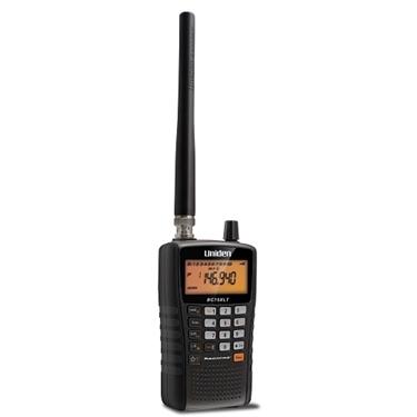 Uniden UN-BC75XLT Scanner 300 Channel Close Call