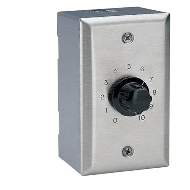 Valcom VC-V-1092 Speaker Volume Control - Silver