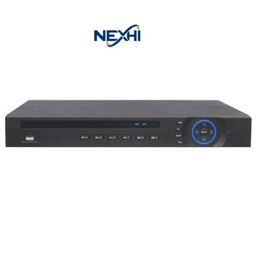 Nexhi NXH-HCVR-5208A-V2-DVR 1080P 8CH HD-CVI with HDMI Output, 3D Intelligent Positioning and Phone Apps