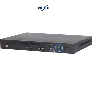Nexhi NXH-HCVR-7208-S2-DVR 8CH 1080P Realtime HD-CVI DVR with HDMI Output, H.264 Dual-Stream Compression and Smart Phone Support