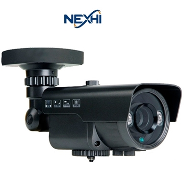 Nexhi NXH-MC132R1-CAM 1.3MP 960P HD-CVI Bullet Camera with 2.8-12MM Lens and 42IR Led