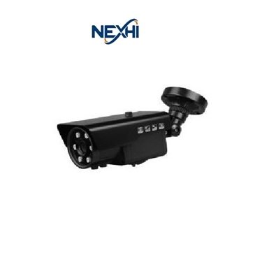 Nexhi NXH-205V66G-CAM 2MP 1080P HD-CVI IR Bullet Camera with 5-50mm Lens and 3D DNR