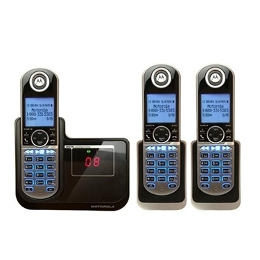 Picture of Motorola Digital Cordless Phones With Answering Machine