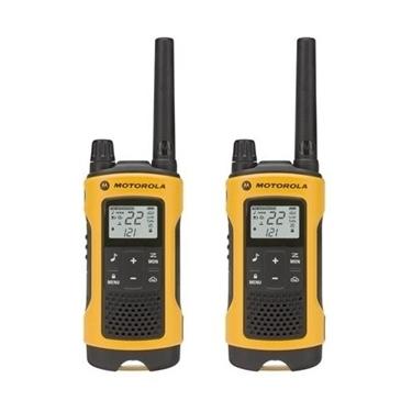 Motorola MOT-T400 35 Mile 2 Pack Weatherproof NOAA Radios