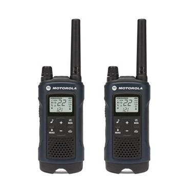 Motorola MOT-T460 35 Mile 2 Pack Weatherproof NOAA Radios