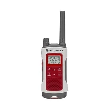 Motorola MOT-T480 35 Mile Single NOAA Radio with FM