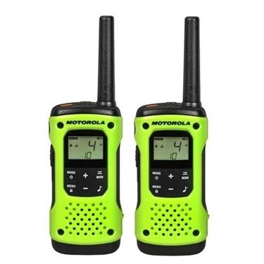Motorola MOT-T600 35 Mile Range FRS Waterproof Radios