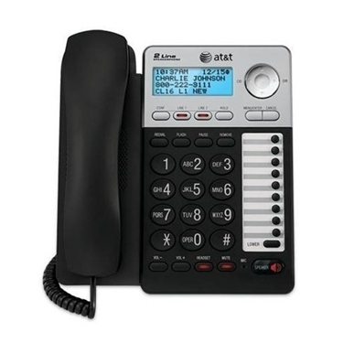 AT&T ML17929 2-Line Corded Speakerphone with Caller ID/CW