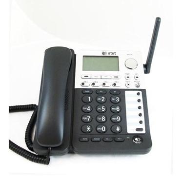 AT&T SB67148 SynJ 4-line Cordless/Corded Deskset Phone