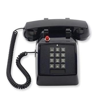 Cetis SCI-25012 Scitec 2510D MW Black color Corded Phone