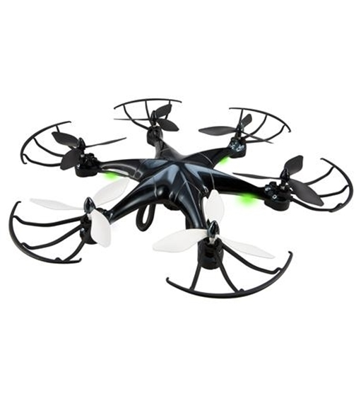 EAGLE PRO 6 Rotor Drone w/ WiFi Camera