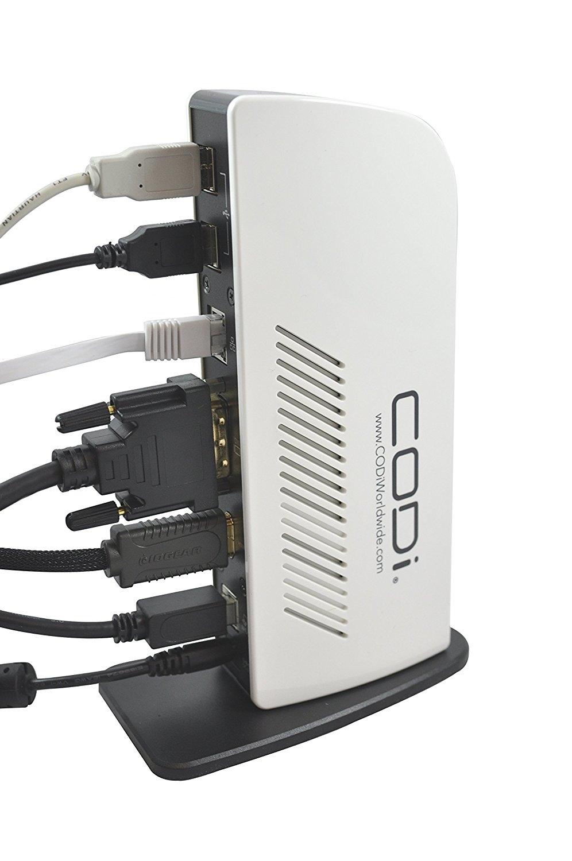 Codi Usb 3 0 Port Universal Laptop Docking Station With