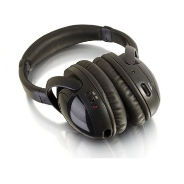 Refurbished - Audio Unlimited SPK-9110 900MHz Wireless Stereo Headphones - Rechargeable