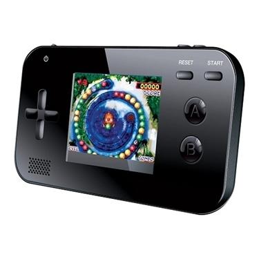 DG-DGUN-2573 My Arcade Portable w/220 Games Black