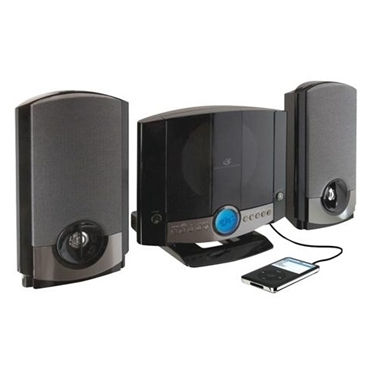 Wall-Mount Home Music System