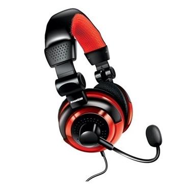 DreamGear DG-DGUN-2571 Universal Gaming Headset in Red