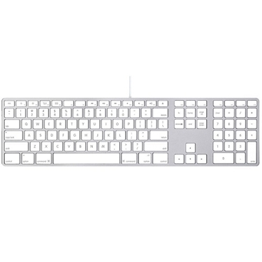 Apple Wired Keyboard With Numeric Keypad Compatible