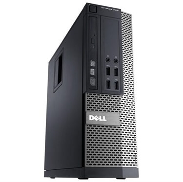 Refurbished DELL-OPTIPLEX-990-SFF Premium 64 Bit Win 7, 500gb Hard drive