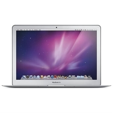 "Used-Apple MB003LLA MacBook Air Core 2 Duo 1.6 GHz 13.3"" 80GB Hard Drive"