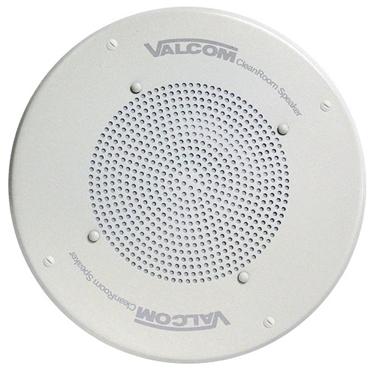 Valcom VC-V-1020C 1Watt 1Way 8in Ceiling Speaker
