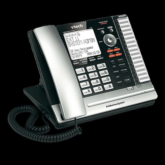 VTech UP406 Eris Business System Four-Line Office Phone